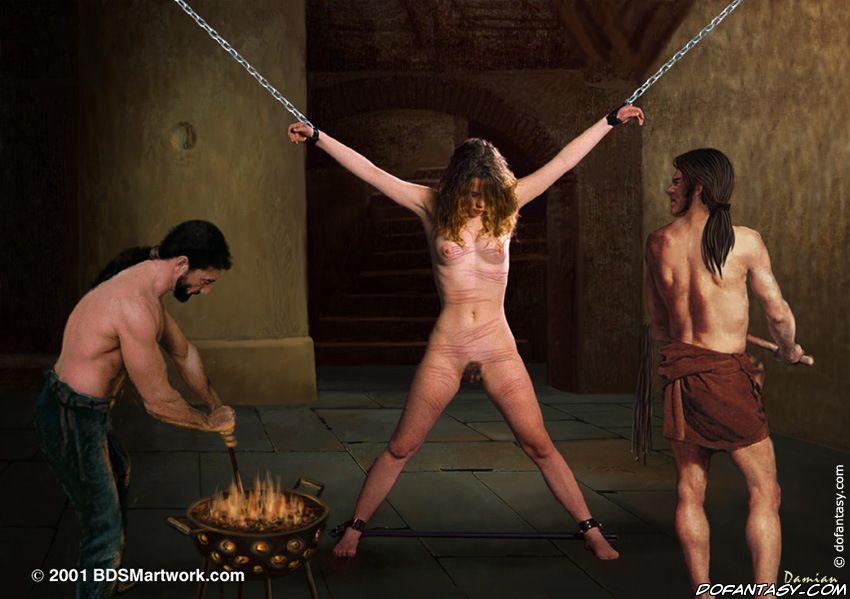 bondage torture art damian download foto gambar