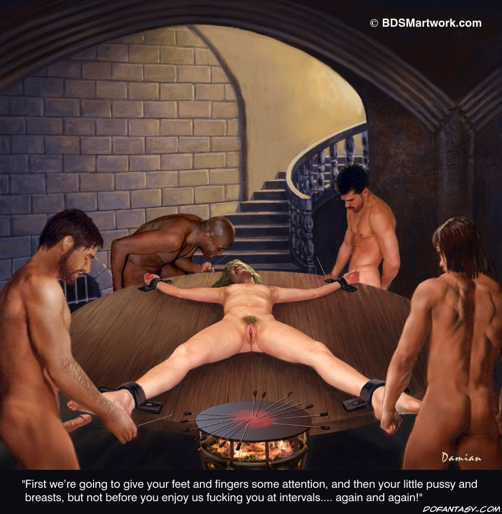 damian torture art